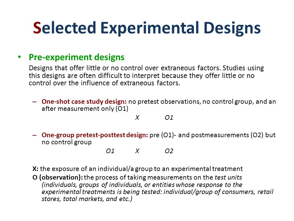 application of design of experiments to flight test a case study A pilot study is a standard  although equipment tests are an increasingly important part of this sub-group of experiments  case study research design.