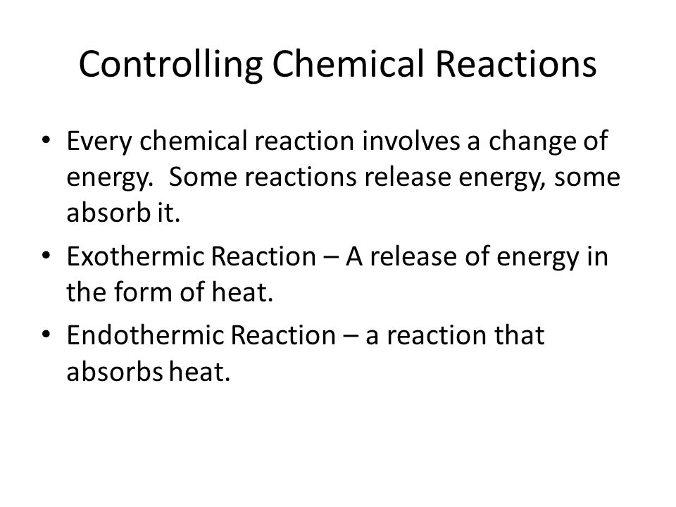 Classifying Chemical Reactions Synthesis – When two or more substances combine to make a more complex substance.