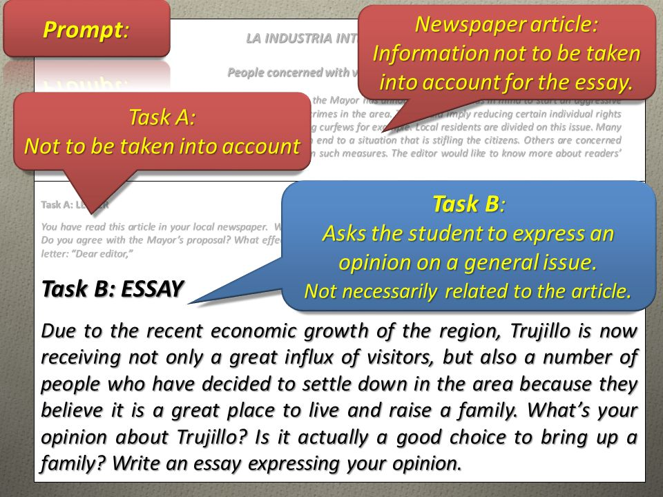 review what is a paragraph necessary to write an essay ppt  20 la industria international