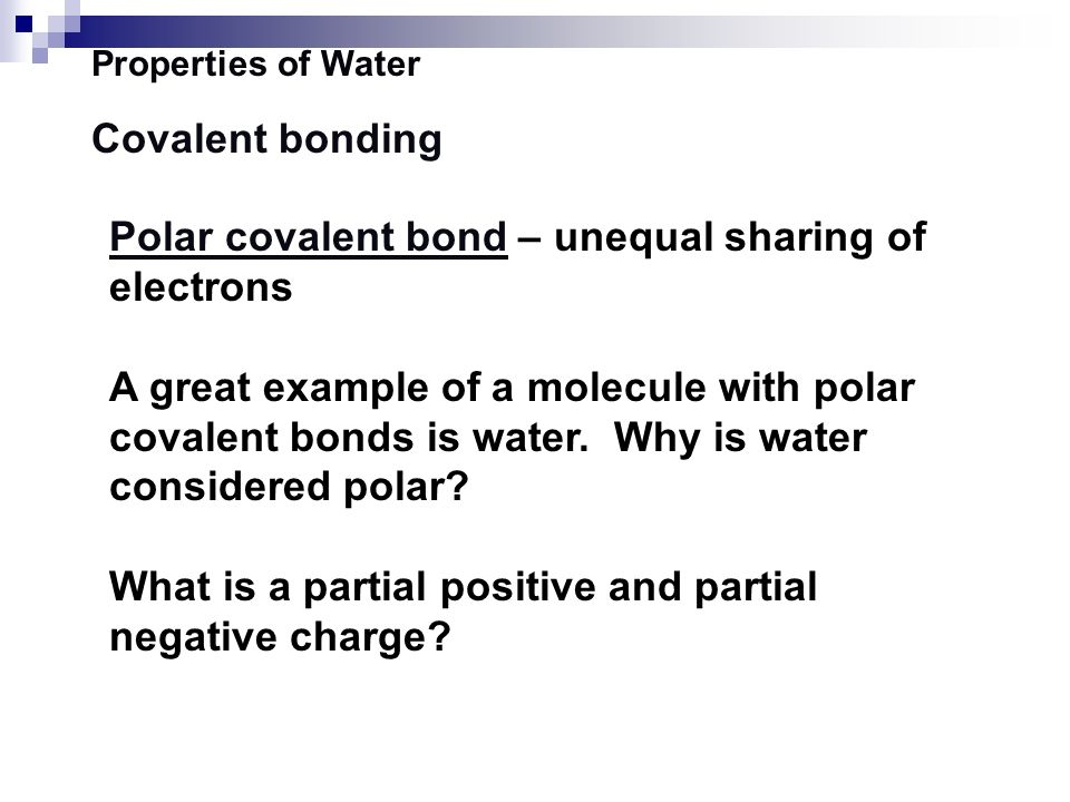 Objectives Explain how the properties of water (e.g., cohesion, adhesion, heat capacity, solvent properties) contribute to maintenance of cells and living organisms.