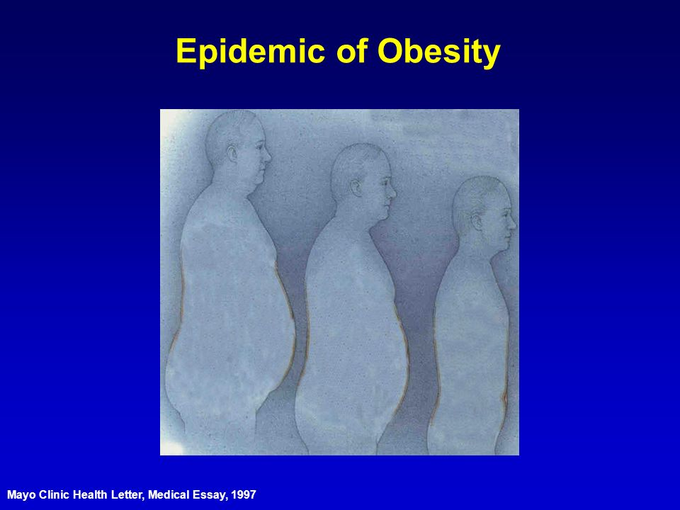 epidemic of obesity o clinic health letter medical essay ppt  1 epidemic of obesity o clinic health letter medical essay 1997