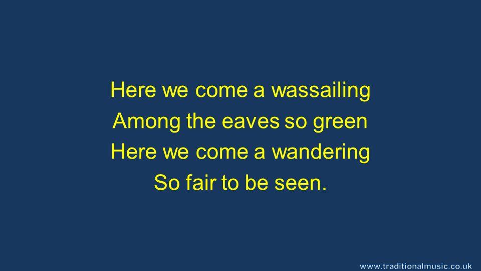 traditional christmas song