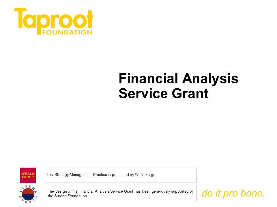 wells fargo financial analysis