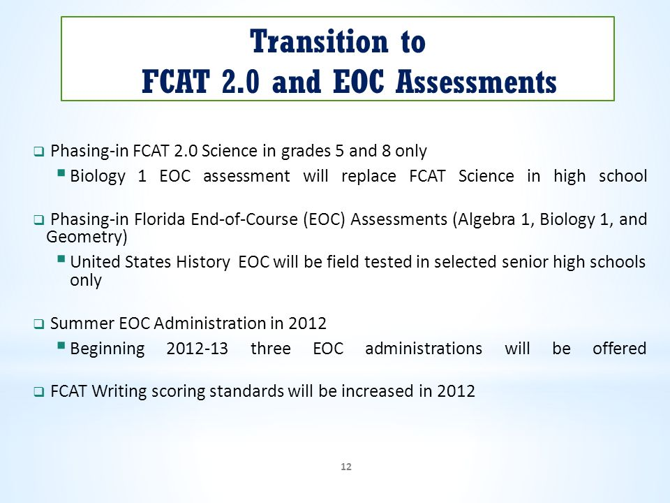 fcat essay format Synthesis essay on standardized testing standardized testing in the united states started in the mid- 1800's (standardized tests - proconorg) this kind of testing was originally created to measure students' performance and progress in school (standardized tests - proconorg.