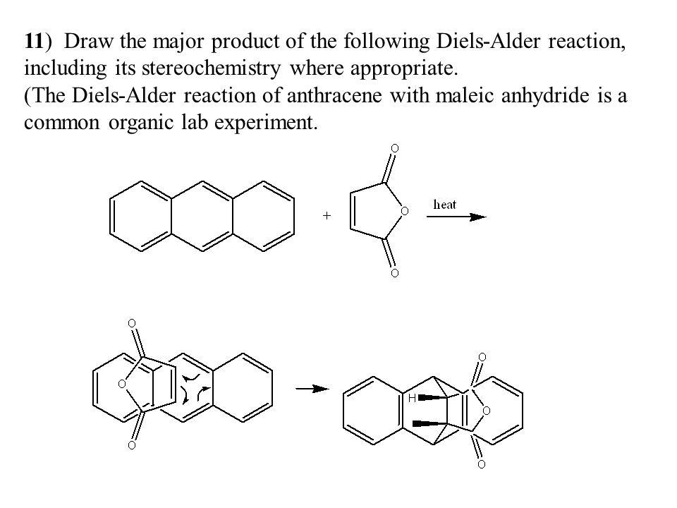 diels alder lab report