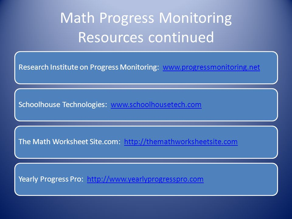 Response to Intervention in Math. Six Guiding Principles of RTI ...