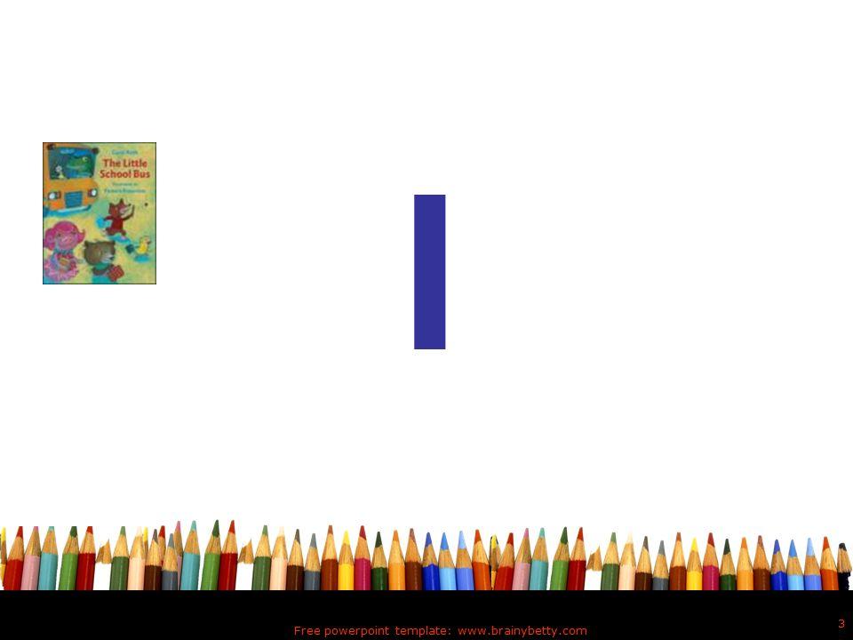 kindergarten. free powerpoint template: 2 unit 1 week 1 high, Powerpoint templates