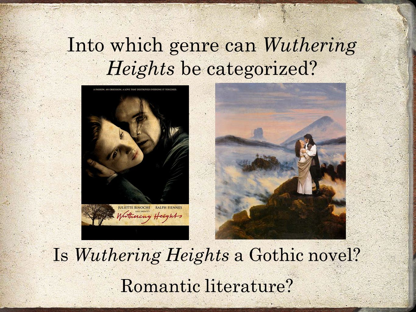 the fuel of revenge in wuthering heights by emily bronte