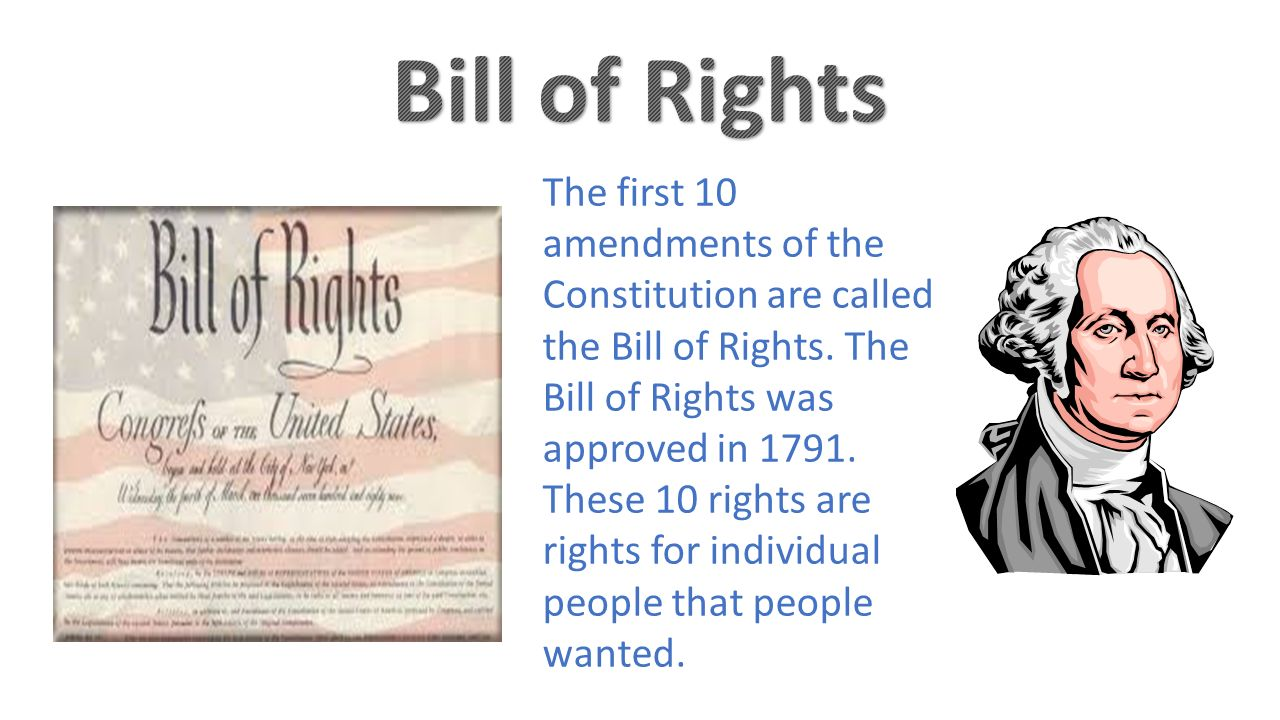the importance of the first amendment of the bill of rights Online library of liberty the bill of rights the first ten amendments were this last amendment in the bill of rights was probably the one most eagerly.