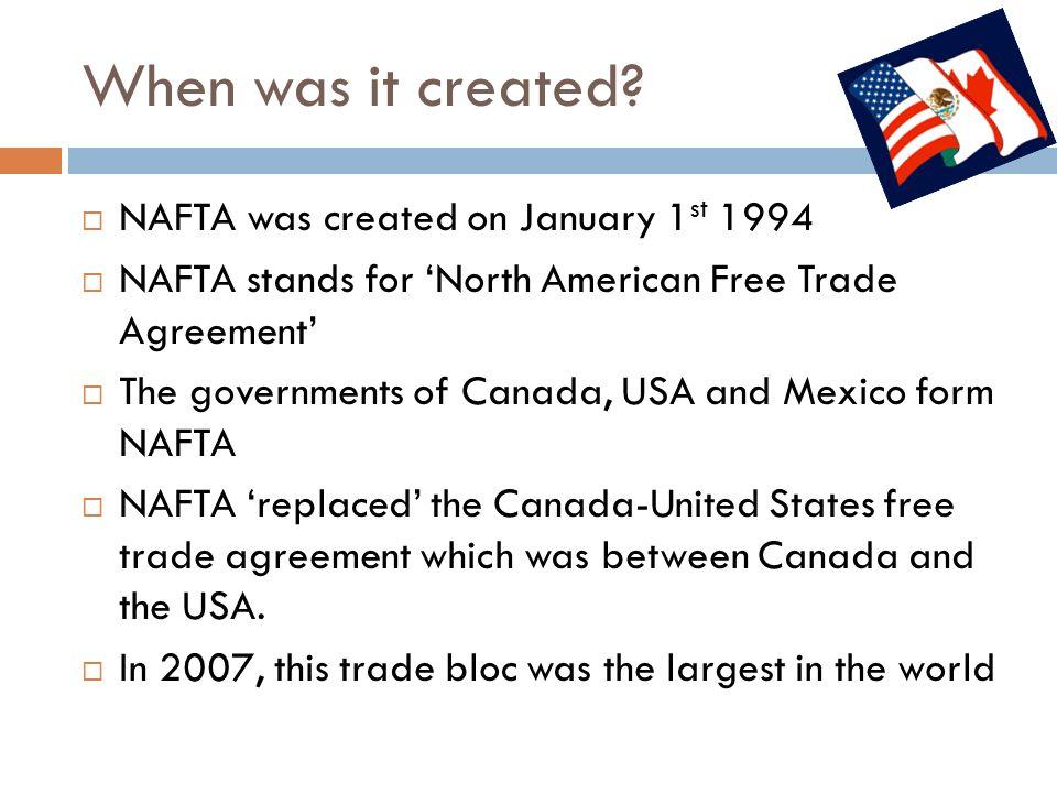 Nafta Canada Form Ibovnathandedecker
