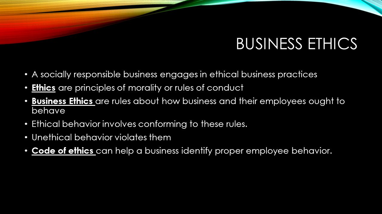 ethical practices of jollibee business The study of proper business policies and practices regarding potentially controversial issues business ethics are often guided by law.