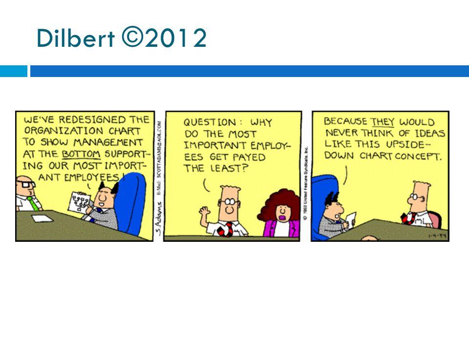 Dilbert ©2012