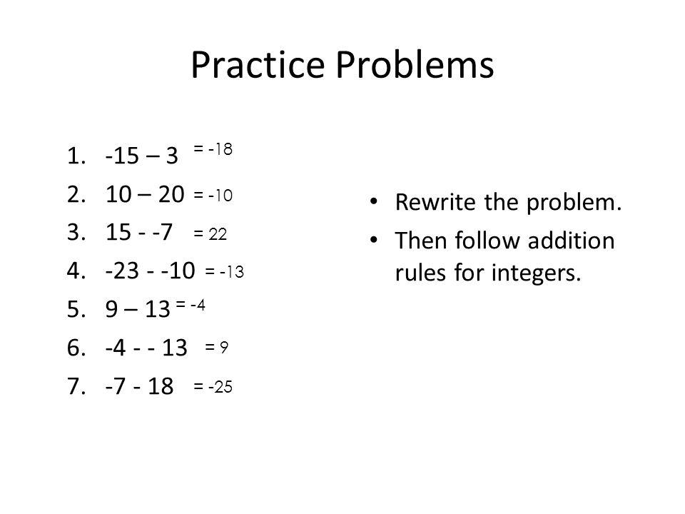 manacc problem 7 13