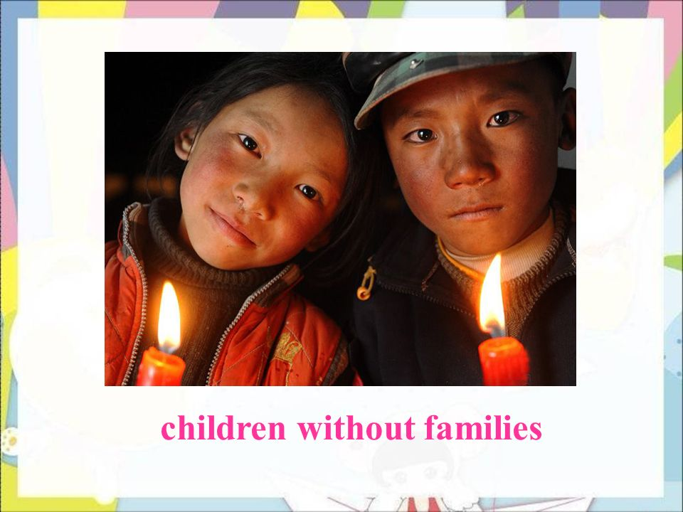 children without families