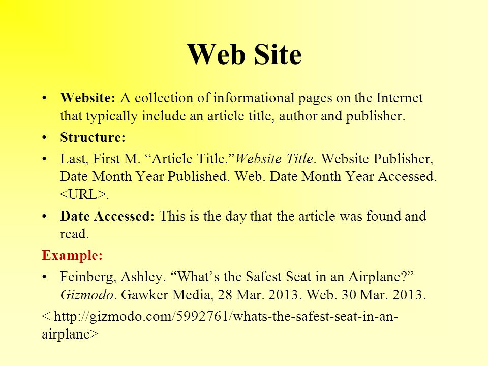 examples of citations in a research paper
