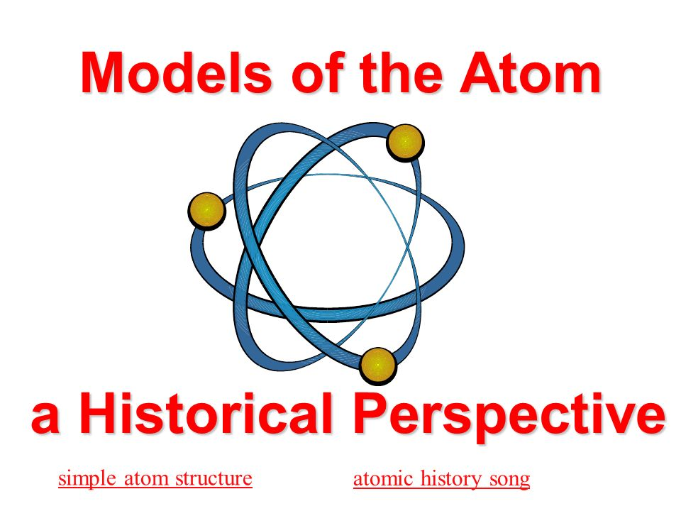 atom history Model of the atom (niels bohr) in 1913 one of rutherford's students, niels bohr history of chemistry: experiments index.