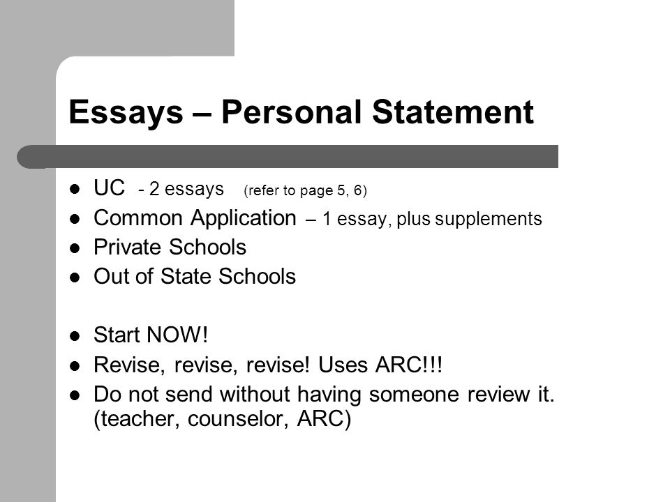 someons personal essay Free personal characteristics papers, essays, and research papers.