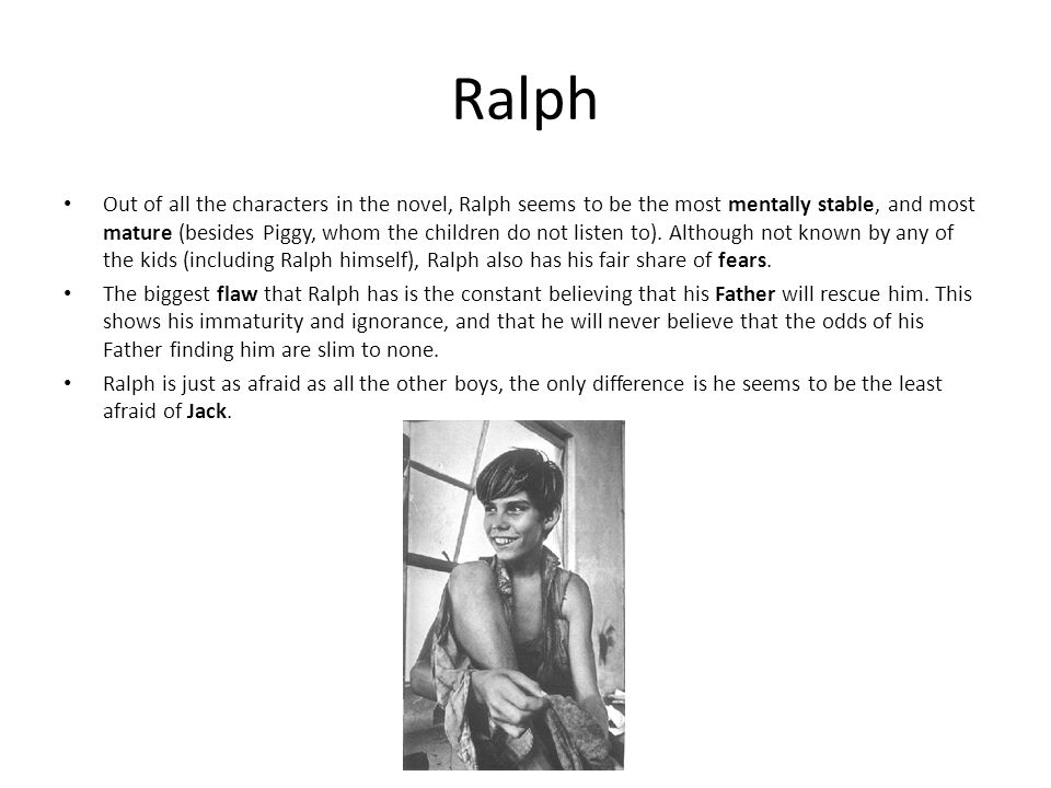 "the theme fear in ""lord of the flies"" zak dunn a ppt  4 ralph"