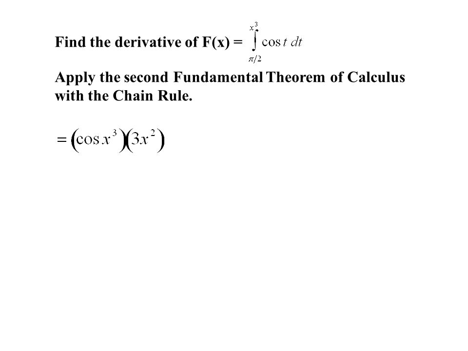 44 The Fundamental Theorem of Calculus If a function is – Fundamental Theorem of Calculus Worksheet