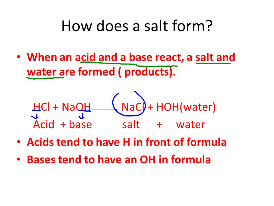 Acids & Bases They are everywhere.. In your food In your house ...