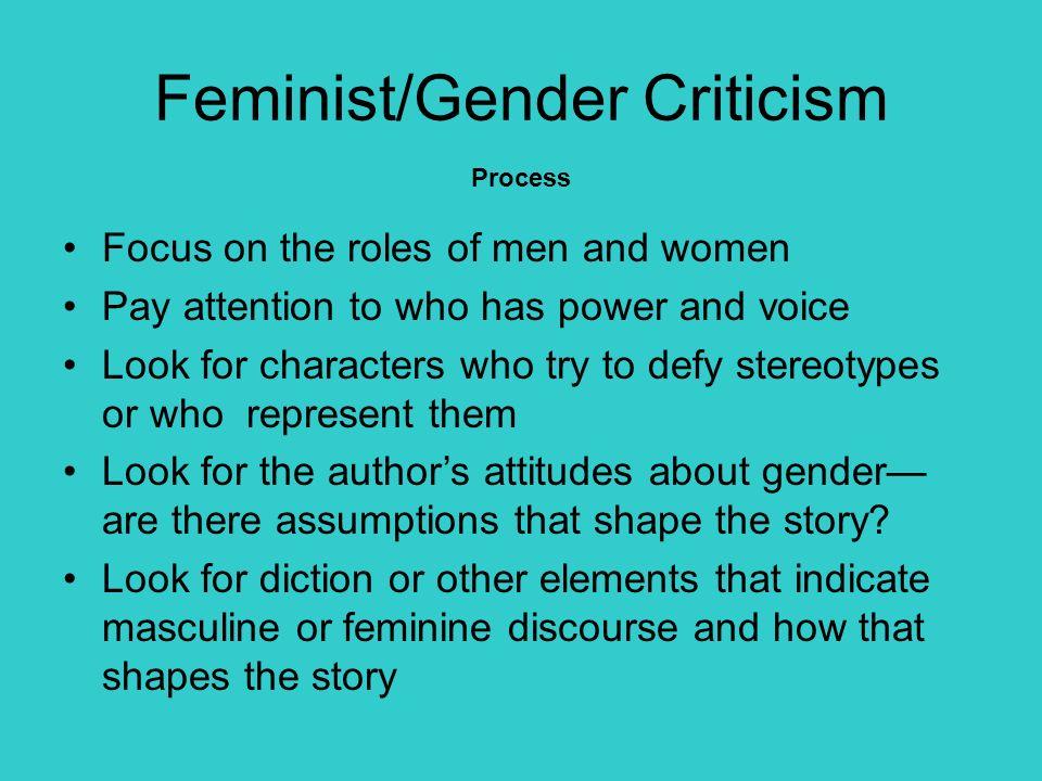 feminist literary criticism