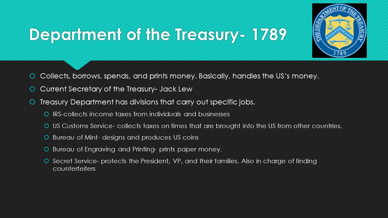 The Executive Departments and the President's Cabinet. - ppt download