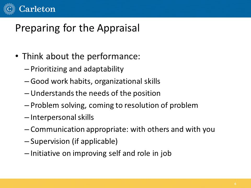 Employee Appraisals January Todays Agenda Purpose of the – Employee Appraisal Samples