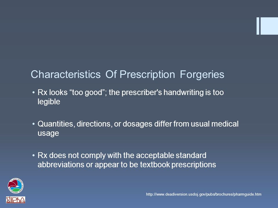 Prescription Medication And Illicit Drug Abuse And The Role Of The
