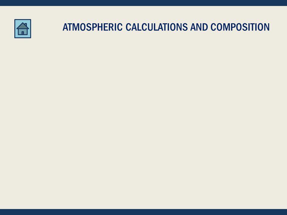 START -- ATMOSPHERIC CHEMISTRY ATMOSPHERIC CHEMISTRY CHEMICAL STORYLINES A1 - 9 ADVANCED CHEM 21.5, 29.9