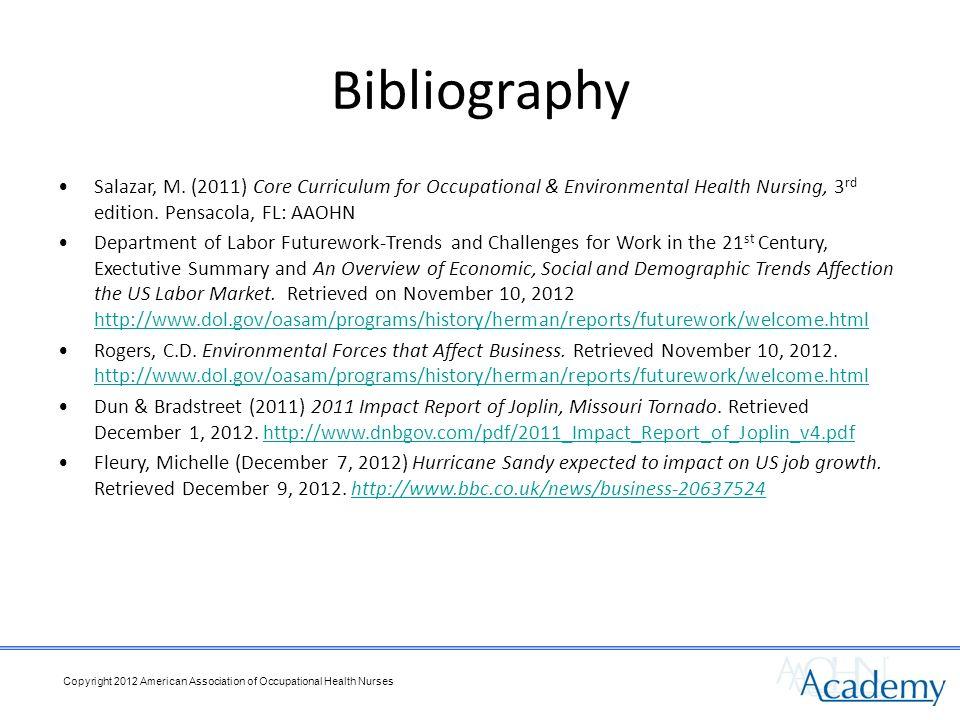 Bibliography Salazar, M.