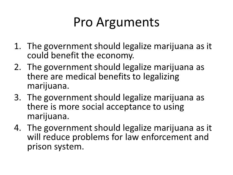 against legalizing weed essay Essays should marijuana be legalized (should marijuana be legalized under any i believe that this fight against marijuana is unnecessary because it.