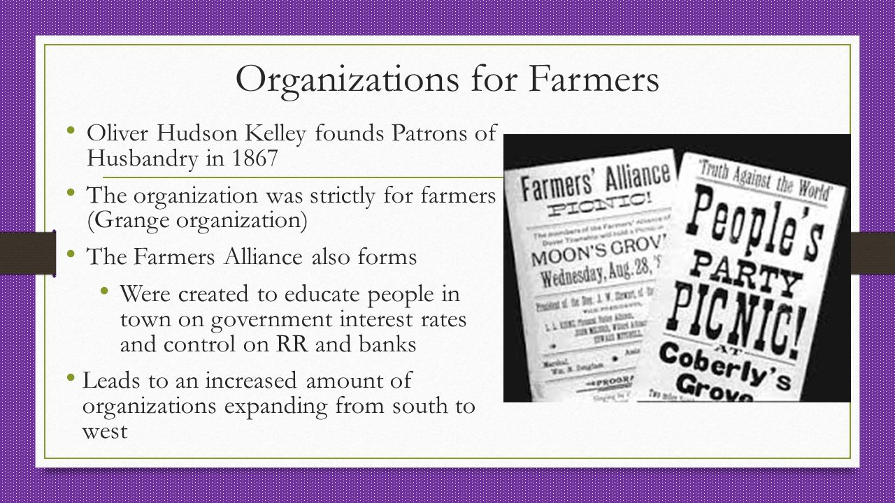worksheet The Populist Movement The Value Of Third Parties Worksheet Answers chapter 13 section 3 farmers and the populist movement ppt download 4 organizations