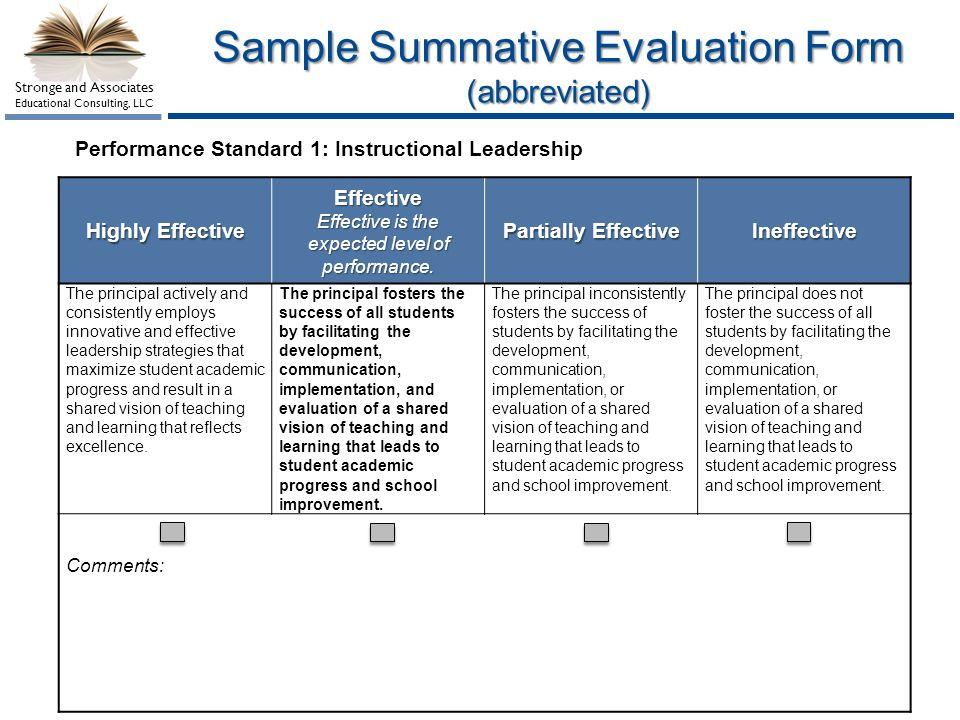 Student Achievement Teacher & Leader Effectiveness Overview Of