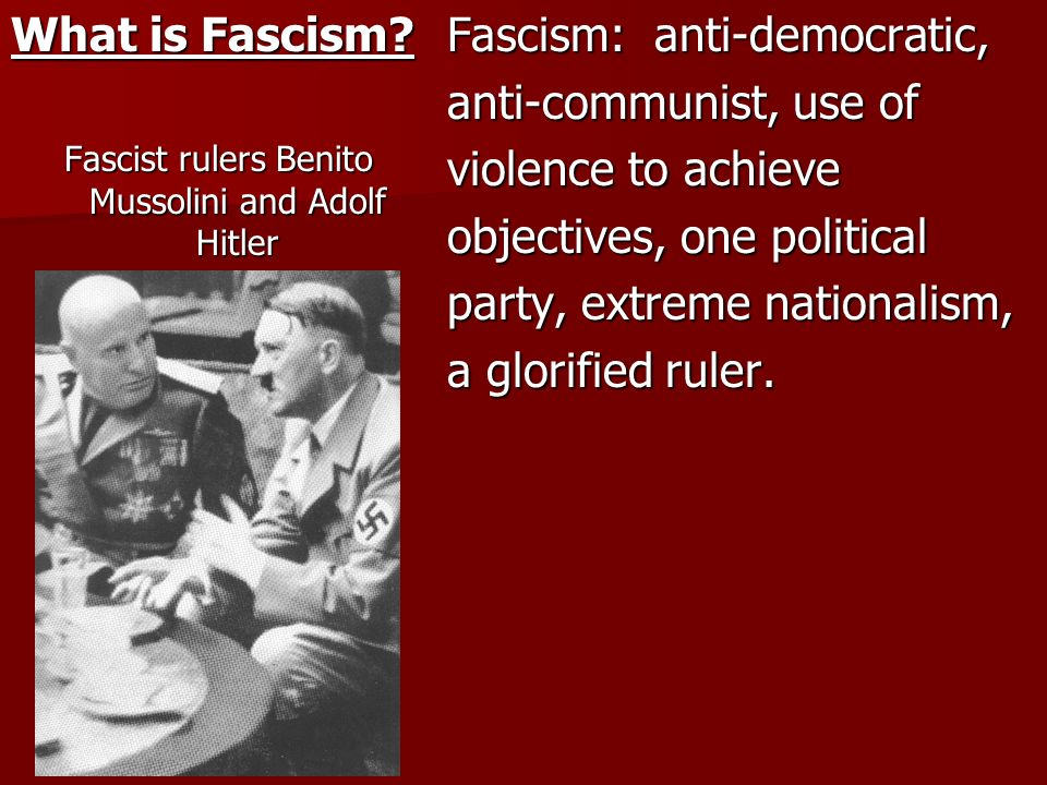 """the life and rule of benito mussolini The doctrine of fascism benito mussolini the fascist state lays claim to rule in the (we are against the """"easy life (e ludwig: talks with mussolini."""