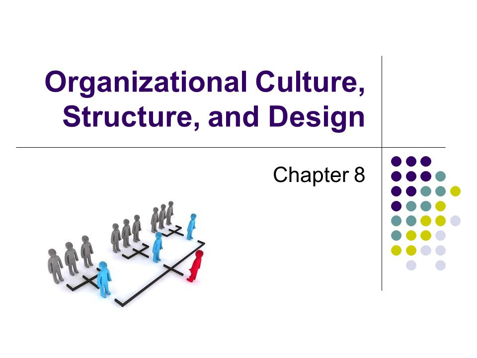 organizational structures and cultures Organizational success and culture no management structure or style is certain to result in business success but organizational cultures that.