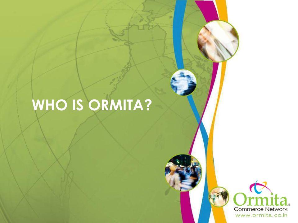 WHO IS ORMITA