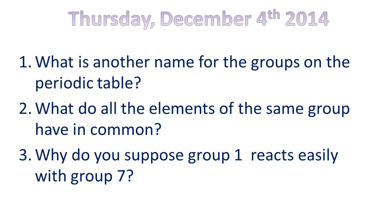 1 ionic bonds are formed between atal and metal btal and 2 1what is another name for the groups on the periodic table gamestrikefo Choice Image