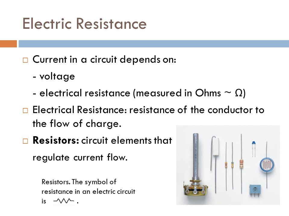 "electric current and resistance Electrical current and ampere one often hears the words ""current"", ""voltage"" and ""resistance"" it is very important to understand these three concepts well."