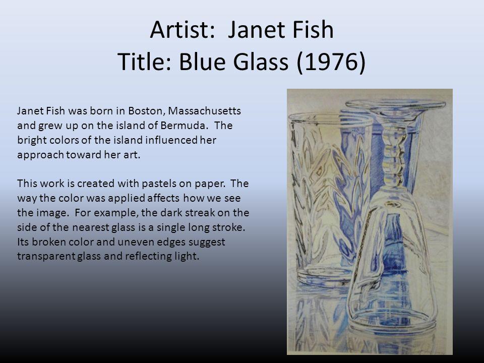 Blu Glass