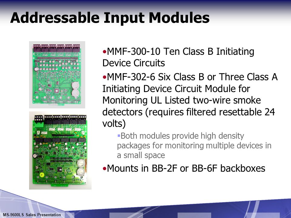 slide_35 selling addressable systems ms 9600ls ms 9600ls sales Fire Lite by Honeywell at fashall.co