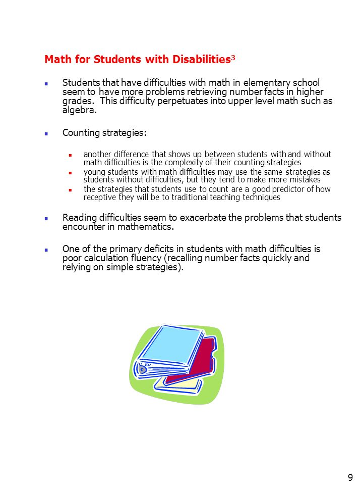 Mathematics Instruction for Children with Fetal Alcohol Spectrum ...