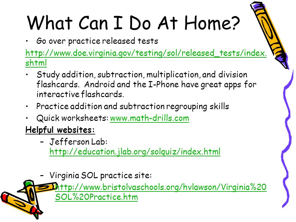 Welcome to S.O.L Night. Agenda Explanation of SOL tests Test Taking ...