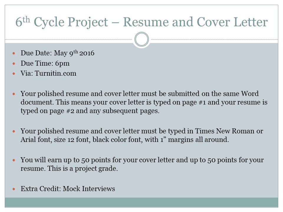 polished resumes