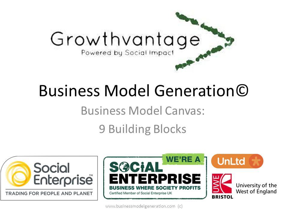 Standardchartered business model generator jobs