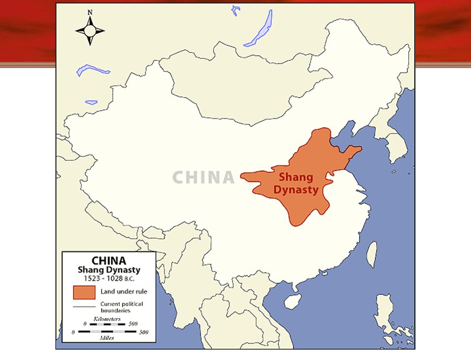 an overview of the use of the materials during the shang dynasty in china