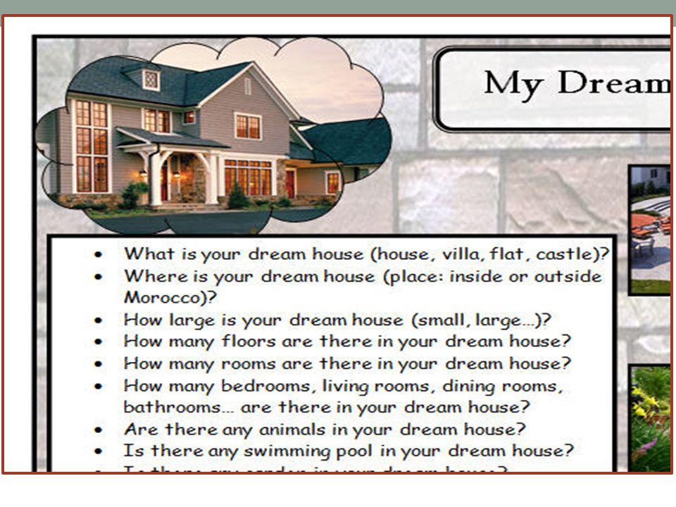 my dream house 6 essay