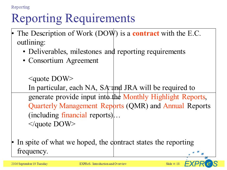 Expres board meeting consortium agreement overview and 18 2006 platinumwayz
