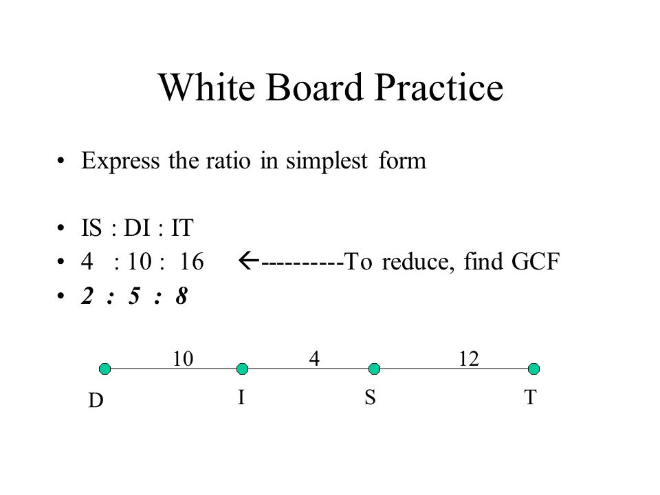 Chapter 7 Similarity and Proportion Express a ratio in simplest ...