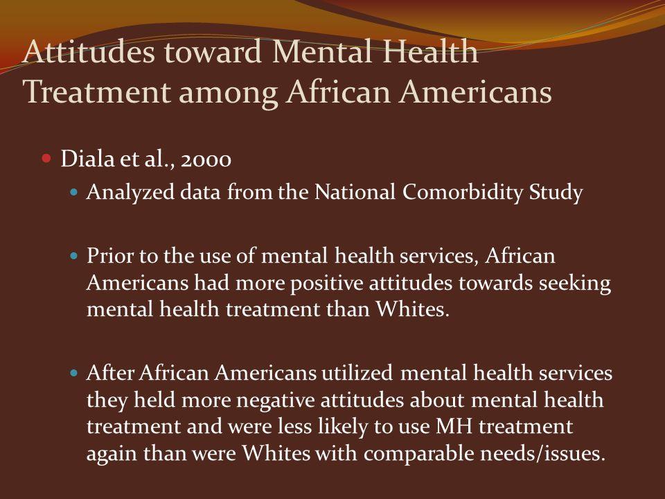 attitudes toward seeking mental health essay In a separate study examining attitudes toward mental health issues ever seeking mental health strengths of muslim attitudes toward mental.