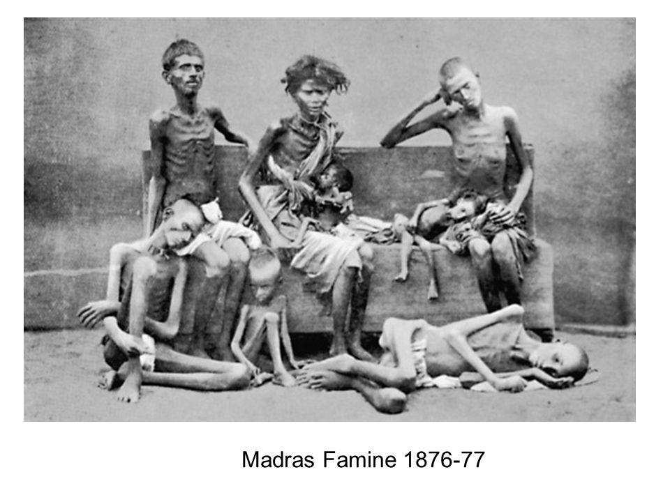Madras Famine 1876-77
